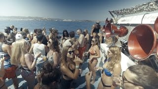Cirque de la Nuit Boat Party Ibiza