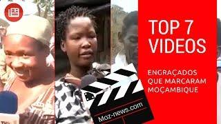 7 Vídeos engraçados que marcaram moçambique width=