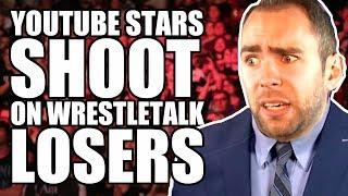 Cultaholic CALL OUT WrestleTalk at WWE SummerSlam 2018