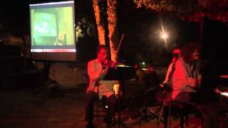 Stavros Lantsias ,Cinema Paradiso  (Ennio Moricone)Υακίνθεια 2012