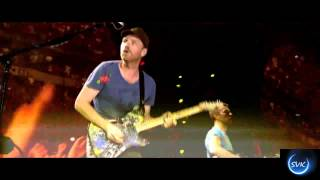 Coldplay Live 2012 - Yellow width=
