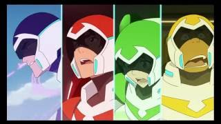 [AMV] Voltron - Glitter and Gold
