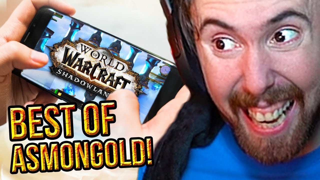 Asmongold - Asmongold MAD At Shadowlands FLAPPY BIRD Quest! (Best of Asmongold #32 - Stream Highlights)
