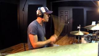 Wright Drum School - Casey Barnes - Dave Matthews Band So Much To Say - Drum Cover