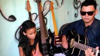 É preciso ter fé- lucely uchoa voz  violão