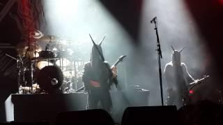Behemoth - O Father O Satan O Sun @RockOff 2015