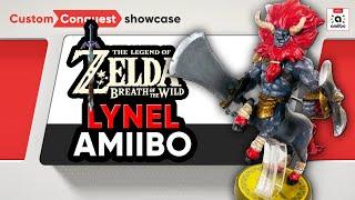Lynel amiibo - Custom Conquest (The Legend of Zelda: Breath of the Wild)