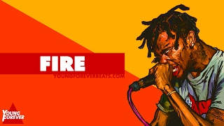 """FIRE"" Dirty Trap Beat Instrumental 2017 