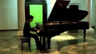 Estudio Op. 10 No. 5 de F. Chopin