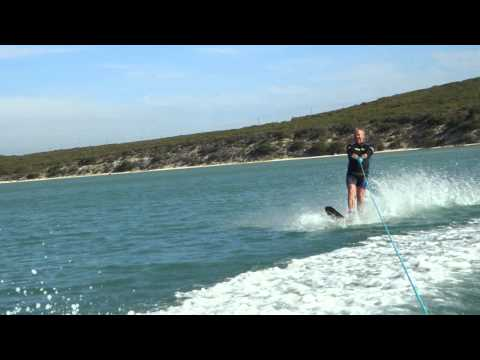 Water Skiing in Langebaan