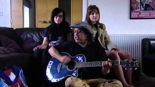 The Ronettes - Be My Baby - Acoustic Cover - Danny McEvoy ft. Amy and Molly Rodgers