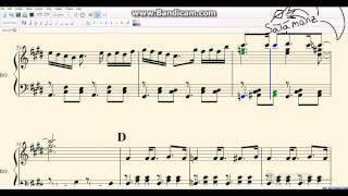 Lilypichu - LM Carnival (Piano w/ Sheet music)