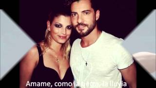 Amame (feat. Emma) - David Bisbal (+ Lyrics)