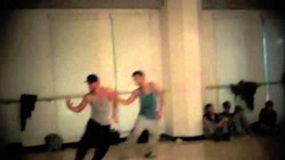 Enrique Iglesias-Heartbeat (Feat. Nicole Scherzinger) Choreography By:  Todd Flanagan