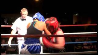 First Female Boxing Bout in NSW since '86 - Hornsby PCYC Cup - 9 Oct '09- (Official Video) - HQ