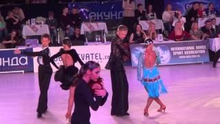 2016 Parad nadiy Junior 2 La Final Pasodoble | Парад надежд