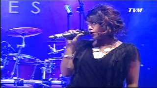 Want You - Unoosha ft Barchie Live @ Designers Week 2012 by bride Maldives