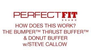 video Návlek k regulaci hloubky přírazů při sexu The Bumper Thrust Buffer