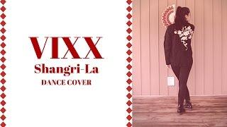"VIXX - ""Shangri - La"" 도원경(桃源境) Short Dance Cover // TaylorPembertonDance"