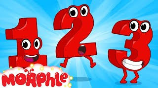 My Magic Numbers Morphle! Learning to Count is Fun with My Magic Pet Morphle, and Easy as 123!