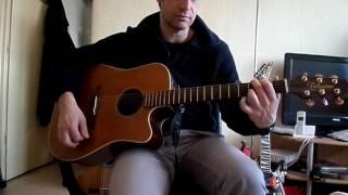 Here we are - Part-Time friends pub citroen C3 comment jouer tuto guitare YouTube En Français