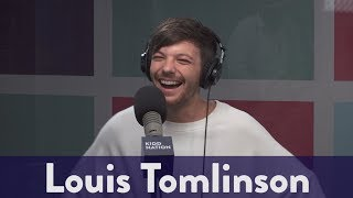 Louis Tomlinson on His Son Freddie and American Accents | KiddNation (4/4)