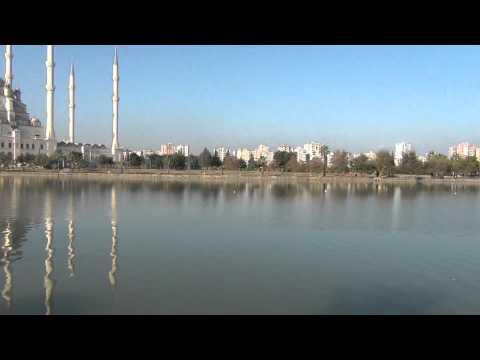 Adana Sabancı Merkez Camii- Sony HDR-CX130E