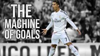 CRISTIANO RONALDO - The Machine Of Goals 2016/17 - Tricks , Skills , Goals