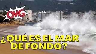 Mar de fondo en Acapulco 2018