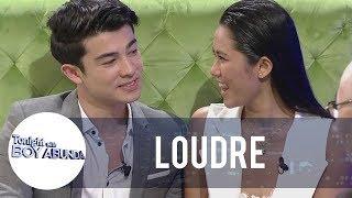Andre and Lou answer who is the best kisser between them | TWBA