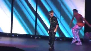 Justin Bieber - All Around The World - Believe Tour Live At Madison Square Garden NYC 2012
