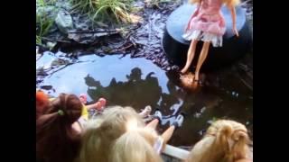 Barbie de terror