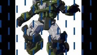My Favorite G1 Transfomers