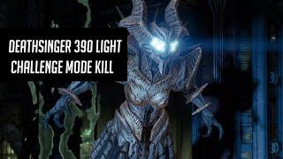 Destiny- Deathsinger Ir Yut Challenge Mode Kill