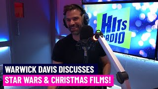 Warwick Davis Speaks About Star Wars And Christmas Films | Hits Radio