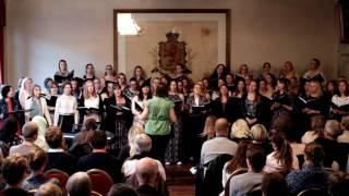 Hör hur västanvinden susar (L.A. Lundh) - Smålands Nations Damkör Linnea