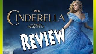Analisando Cinderella 2015 (continua sendo o melhor filme de 1950...)