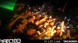TACABRO LIVE im ESTATE CLUB Wiener Neustadt