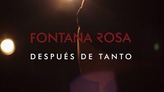 FONTANA ROSA - Después de Tanto (Video Oficial)