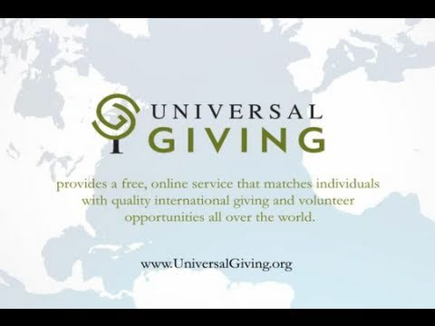 UniversalGiving