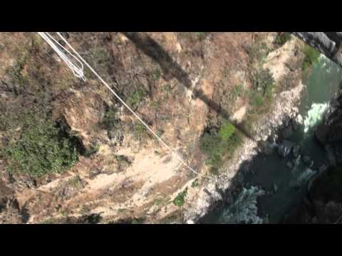 How NOT to do a Bungee jump