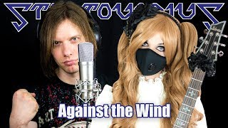 Stratovarius - Against the Wind (Collab Cover) feat. BabySaster