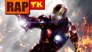 Rap do Homem de Ferro // Poder Em Criação // TK RAPS