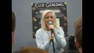 Ellie Goulding- Your Song (Live Acoustic)