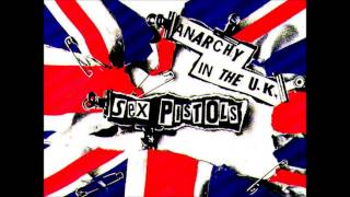 Sex Pistols - Anarchy In The U.K. - Guitar Backing Track