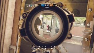 Rainbow Six Siege - Dirty Spawn Kill Ace - Jager - Consulate