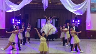 Quinceanera Vals Waltz | Fairytale Dances