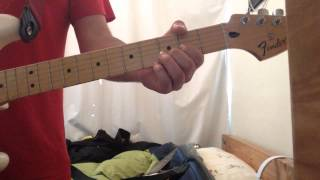 Pearl Jam - Green Disease Guitar Cover