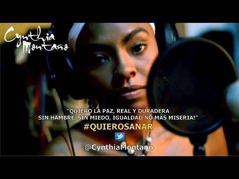 Quiero Sanar de Cynthia Montano Letra y Video