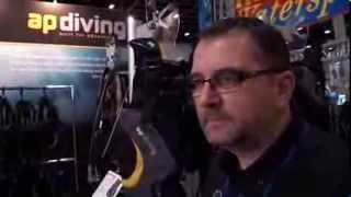 LIDS 2014: Scubaverse talks with Jeff Parker of AP Diving